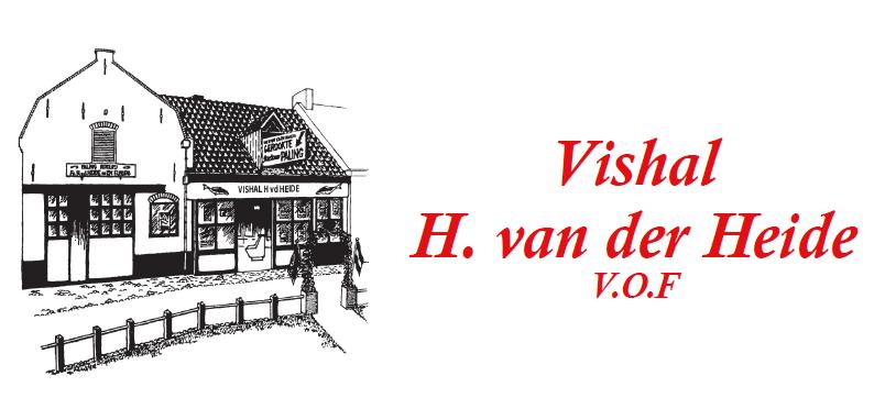 Logo Vishandel vd Heide